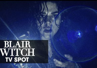 """Blair Witch (2016 Movie) Official TV Spot – """"Remember"""""""