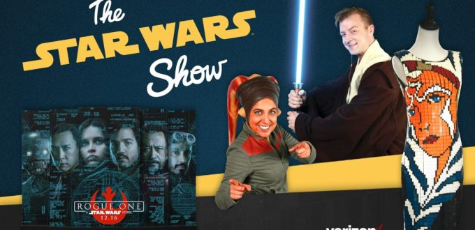 Donald Glover is Lando Calrissian, New Rogue One IMAX Standees, & E.K. Johnston   The Star Wars Show