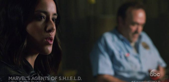 Don't Make Him Angry – Marvel's Agents of S.H.I.E.L.D. Season 4, Ep. 2