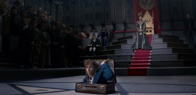 Fantastic Beasts and Where to Find Them – Final Trailer [HD]