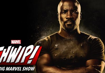 Marvel's Luke Cage comes to Netflix this Friday!