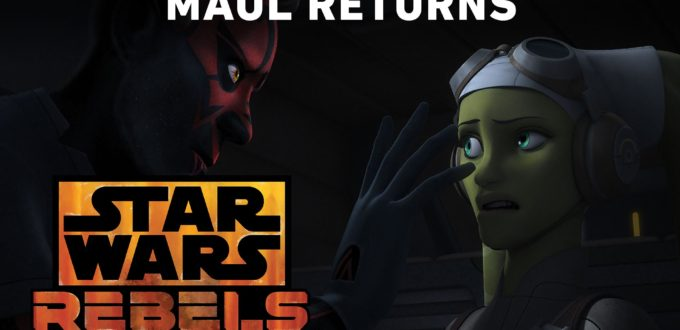 Maul Returns – Holocrons of Fate Preview   Star Wars Rebels