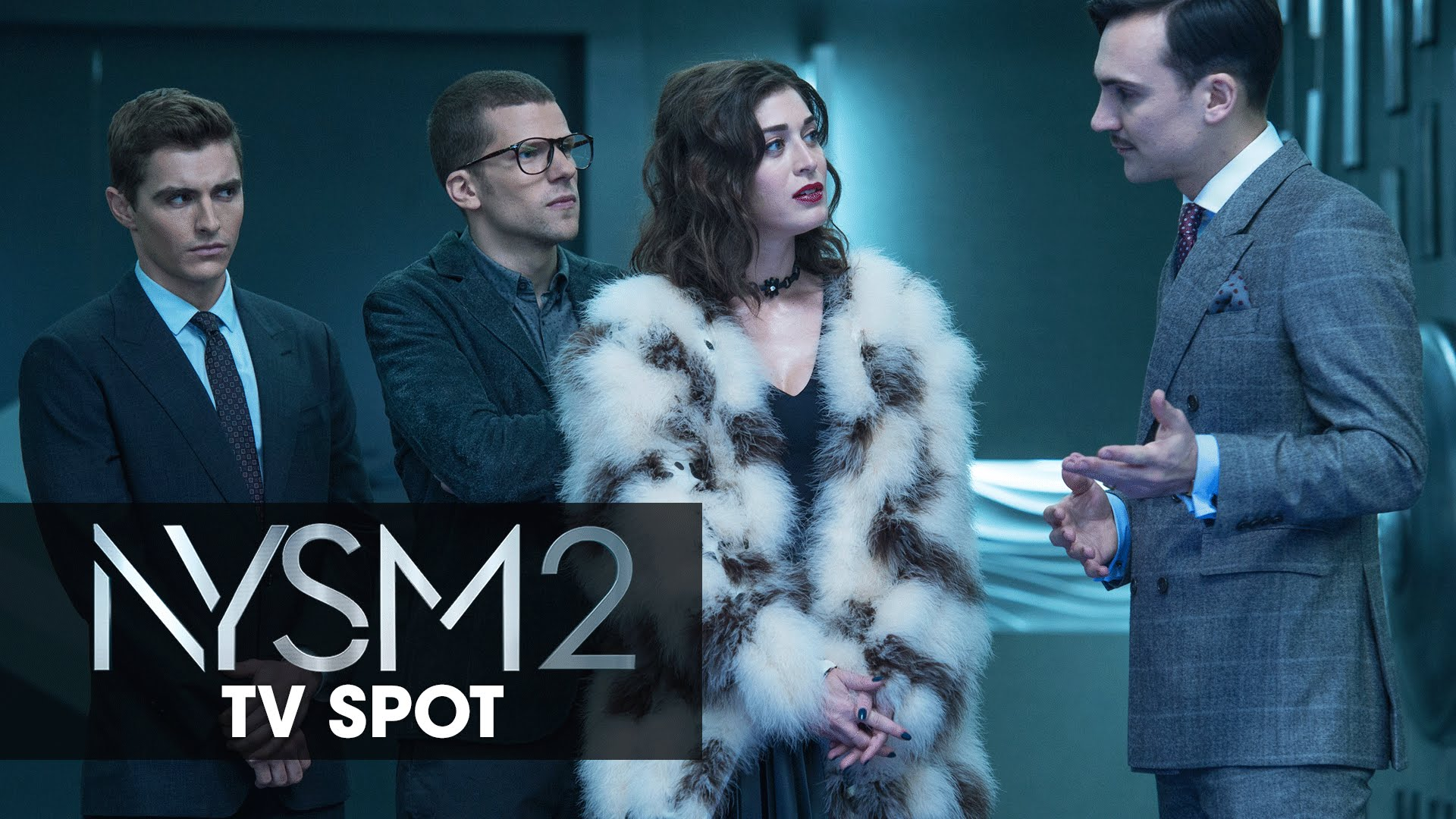 Now You See Me 2 2016 Movie Official Tv Spot Reveal Extra Hot Movies