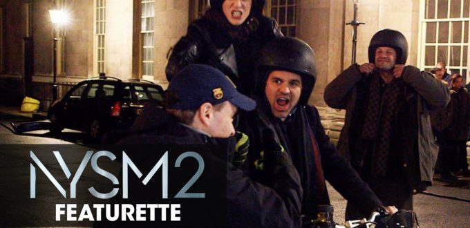 "Now You See Me 2 (2016 Movie) Official Featurette  – ""Fun On Set"""