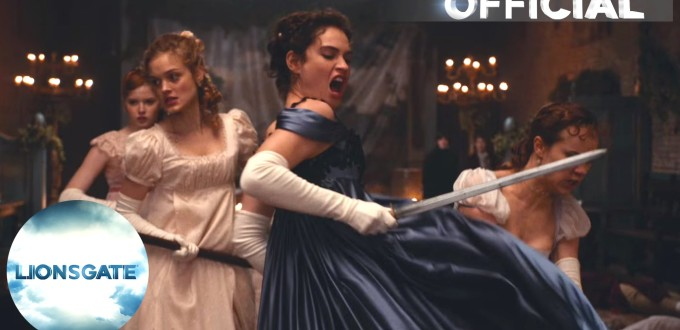 Pride & Prejudice & Zombies – OFFICIAL TRAILER – In Cinemas February 11th 2016
