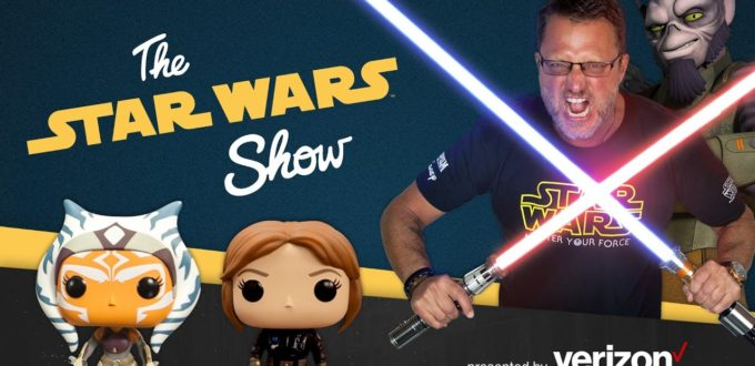Steve Blum Interview, Rogue One Toys, and More   The Star Wars Show