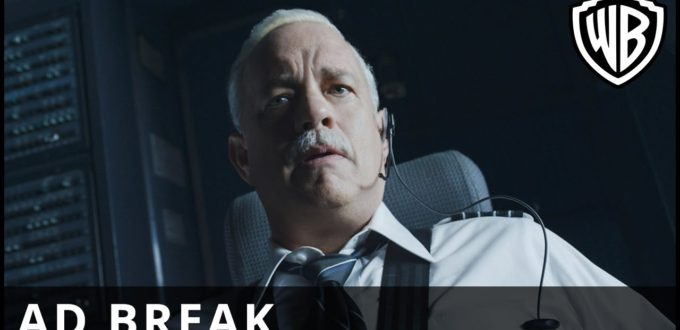 Sully: Miracle on the Hudson – 208 Seconds Ad Break – Warner Bros. UK