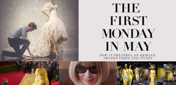The First Monday in May – Featurette